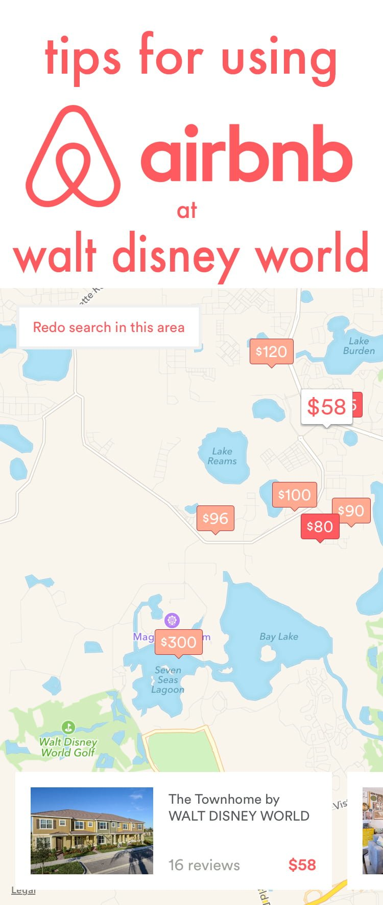 Tips for Using Airbnb - Disney Tourist Blog