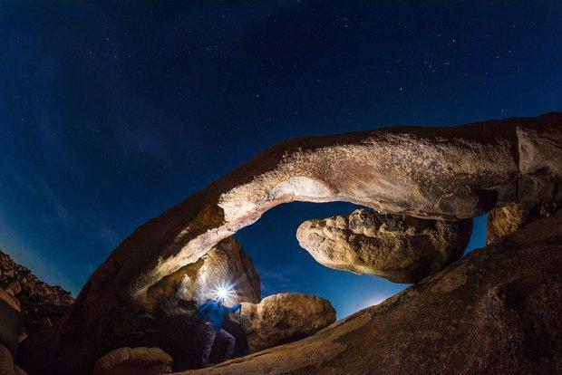 arch-rock-night-tom-bricker-selfie-joshua-tree-national-park copy