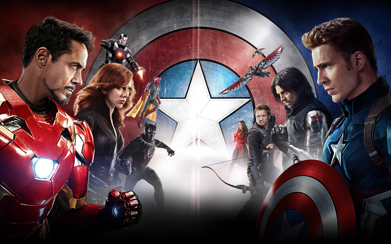 Captain Captain America Civil War In Hindi