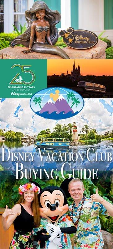 Disney Vacation Club Buying Guide Disney Tourist Blog
