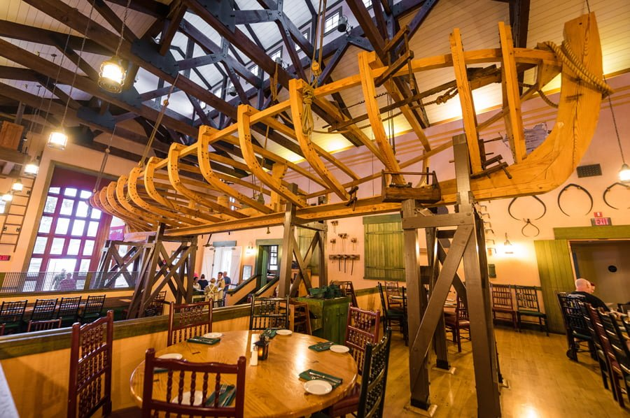 Boatwright S Dining Hall Review Disney Tourist Blog