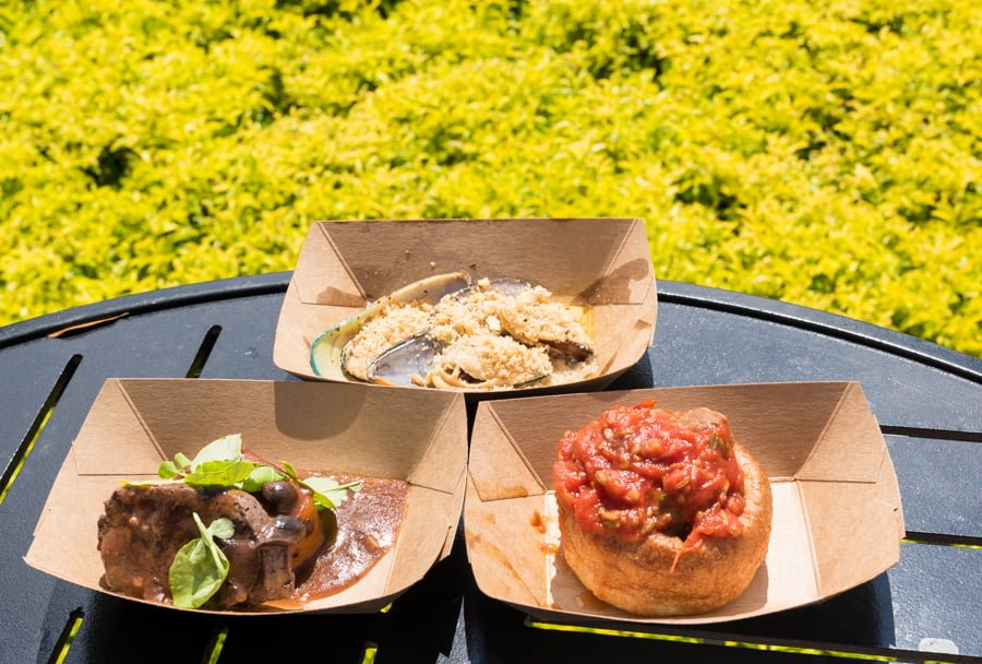 2020 Epcot Food And Wine Festival Menu New Zealand Booth Menu: Epcot Food & Wine Festival   Disney