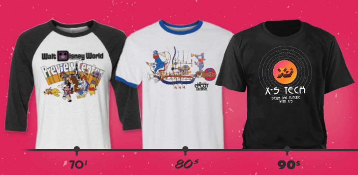 Yesterears Vintage Disney World Shirts Yea Or Nay Disney Tourist