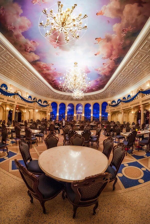 Be Our Guest Restaurant Big Menu Changes Signature Status Disney Tourist Blog