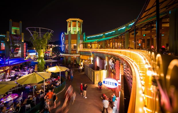 Downtown Disney Restaurants Jazz Kitchen