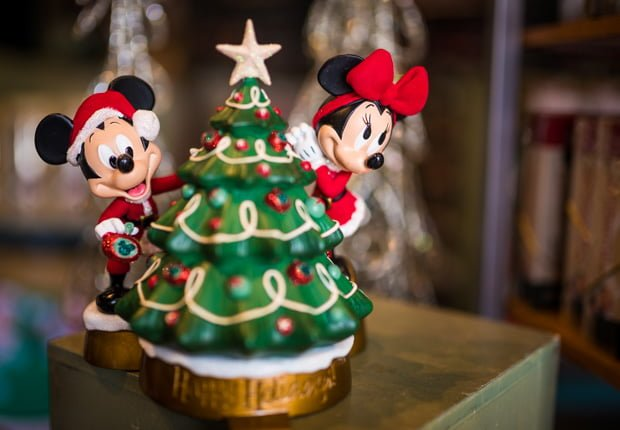 Christmas is here at Walt Disney World and Disneyland! Well…at least in the  gift shops. In this post, we take a look at holiday merchandise that is ... - Disney Parks 2016 Christmas Merchandise - Disney Tourist Blog