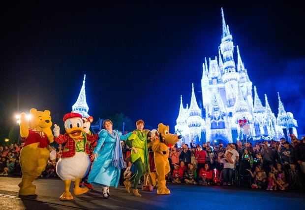 Feld Entertainment, Inc., presents Disney on ice. Feld Entertainment specializes in live entertainment experiences that spread the magic of Disney throughout the world and helps create memories which will last a lifetime, around 25 million people come to their shows every year.