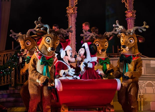 even if you arent on a tight budget you might not want to spend that much money for the party we can totally relate to that and at this price point its - Mickeys Christmas Party