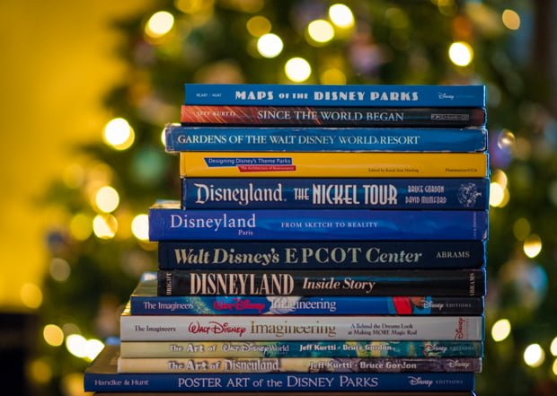 Top 10 Disney Parks Books Disney Tourist Blog