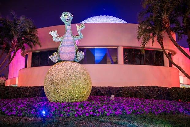 2018 Epcot Flower Garden Festival Guide Disney Tourist