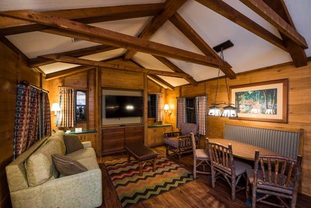 Disney's Fort Wilderness Resort & Campground - Lake Buena ...