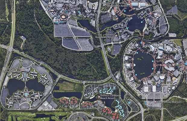 Gondola Skyway Coming To Walt Disney World Disney Tourist Blog