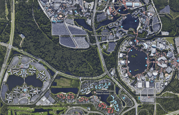 Gondola Skyway Coming to Walt Disney World! - Disney Tourist Blog on