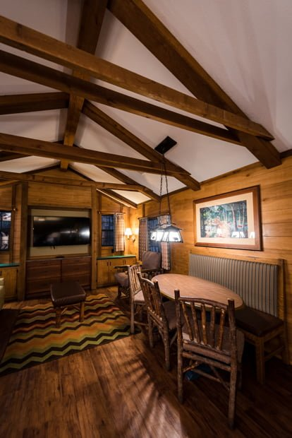THE CABINS AT DISNEY'S FORT WILDERNESS RESORT - Updated ...