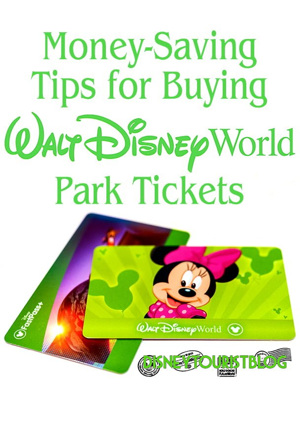 disney world tickets discounts