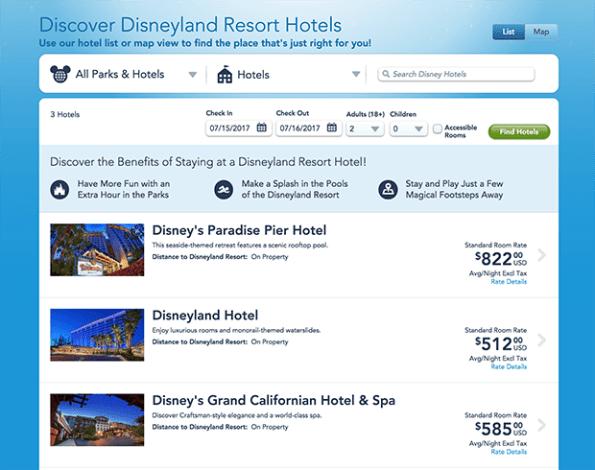 Best Off Site Disneyland Hotels