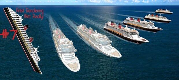Disney Cruise Line Adding New Ships Disney Tourist Blog - Discount disney cruises