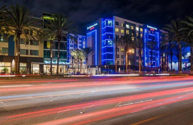 Marriott Hotels Near Anaheim Convention Center
