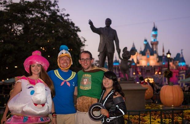 2019 Mickey's Halloween Party at Disneyland - Disney Tourist