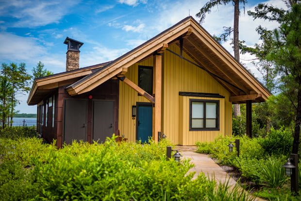 Wilderness Lodge Cascade Cabins Review - Disney Tourist Blog