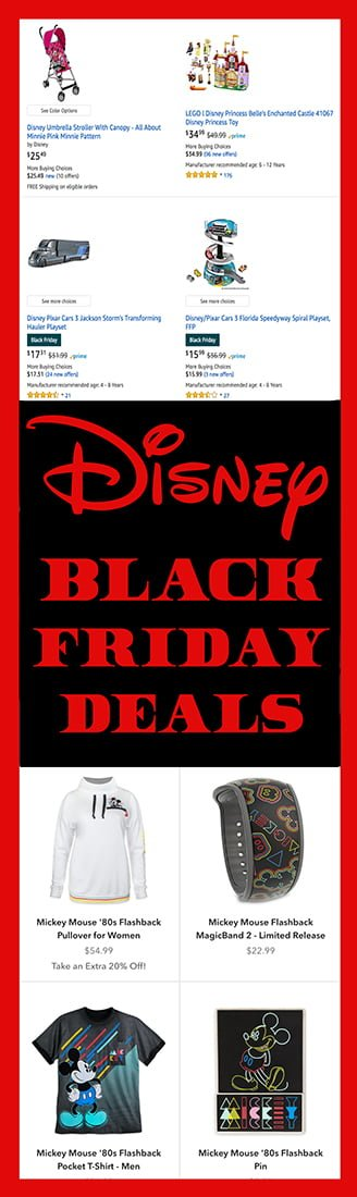 2017 disney deals for black friday weekend disney tourist blog fandeluxe Choice Image