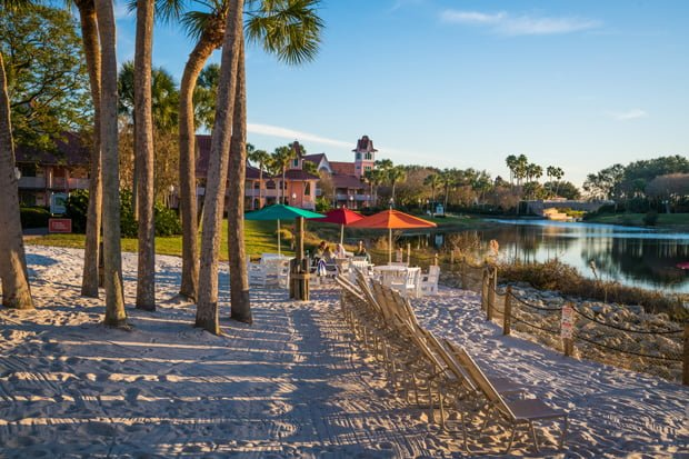 Disney's Caribbean Beach Resort 2018 Construction Update