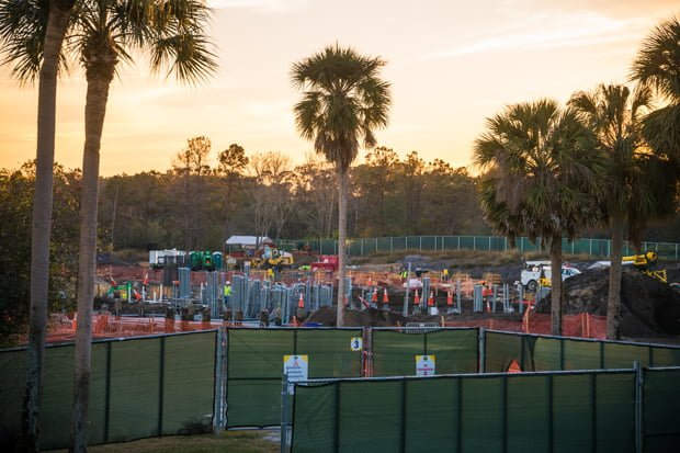Disney\'s Caribbean Beach Resort 2018 Construction Update - Disney ...