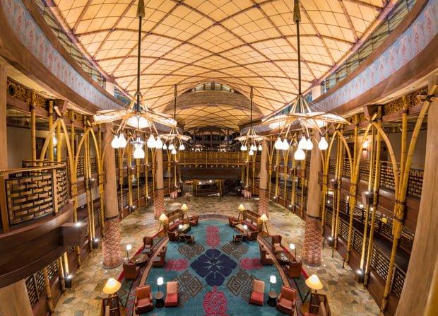 Explorers Lodge Review Disney Tourist Blog