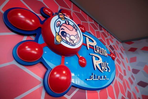 Plazma Rays Diner Review Disney Tourist Blog