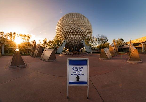 Pre Park Opening Breakfast At Disney World Strategy Disney Tourist
