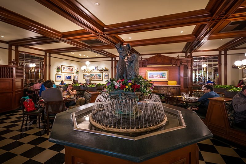 Tonyu0027s Town Square Is A Table Service Restaurant In Walt Disney Worldu0027s  Magic Kingdom Serving Italian Cuisine In A Lady And The Tramp Inspired  Setting.