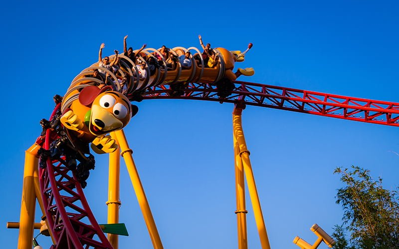 Disney Park Itineraries & Touring Plans - Disney Tourist Blog