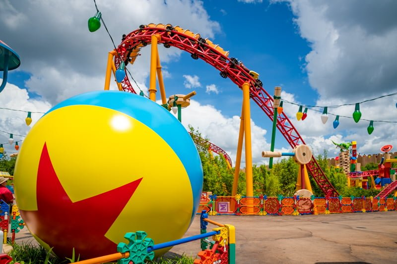 Toy Story Land Review Disney Tourist Blog