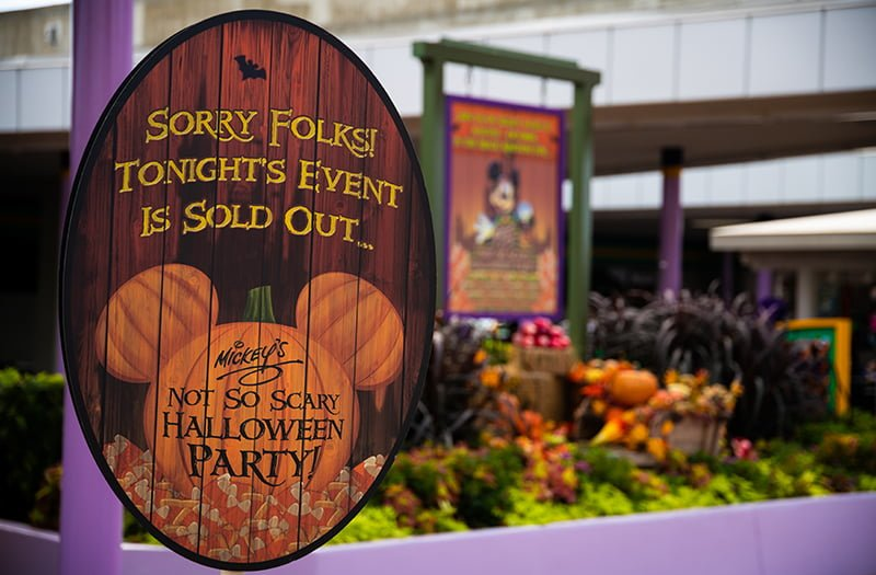 Disneyland Mickey Halloween Party 2020 Sold Out Best & Worst Dates: Mickey's Not So Scary Halloween Party   Disney