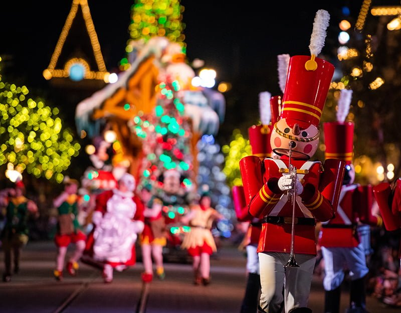 Christmas Parades Near Me 2019.Ultimate 2019 Disneyland Christmas Guide Disney Tourist Blog