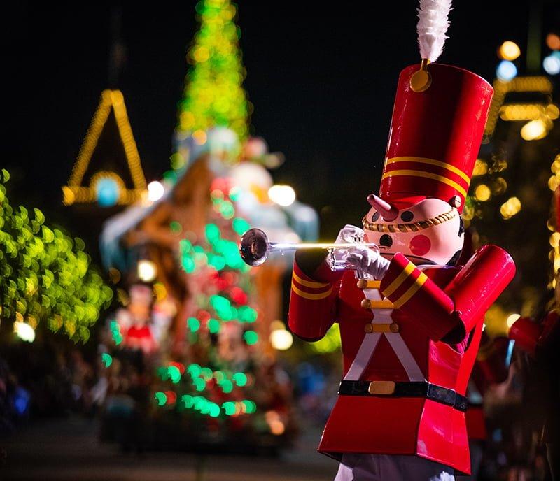 November Christmas Tree Lighting In Southern California 2020 Calender November Disneyland Crowd Calendar   Disney Tourist Blog