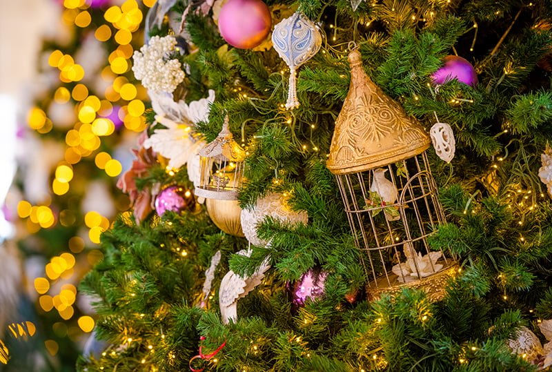 When Do The Christmas Decorations Go Up At Disney World 2021 When Do Christmas Decorations Go Up At Disney World Disney Tourist Blog