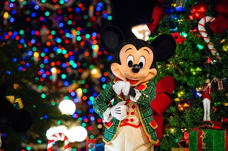 It Feels Like Mickey\'s Very Merry Christmas Party...All Over Again ...