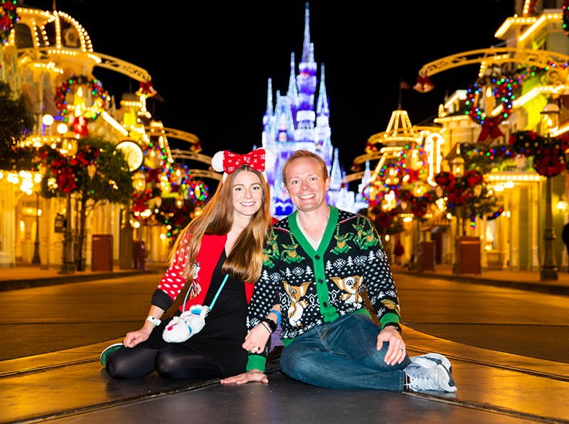 When Do The Christmas Decorations Go Up At Disney World 2020 Disney World Christmas Ultimate Guide   Disney Tourist Blog