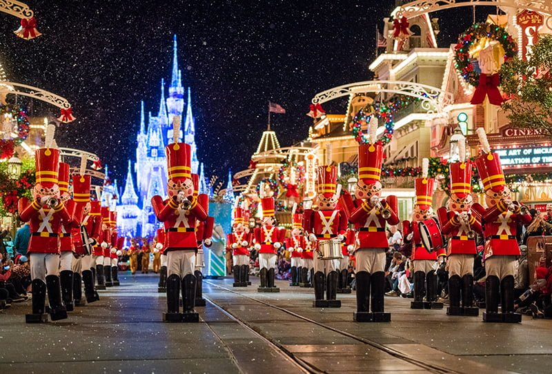 Christmas Parades Near Me 2019.2019 Mickey S Very Merry Christmas Party Tips Disney