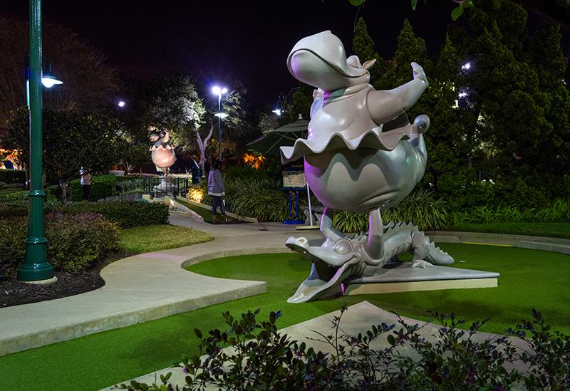 Fantasia Gardens Mini Golf At Disney World Review Tips Disney Tourist Blog
