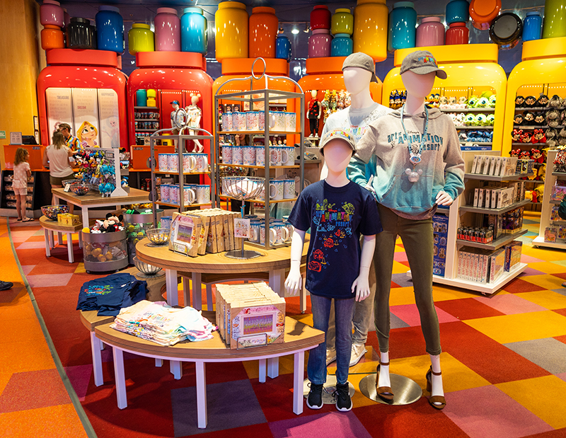 New Art Of Animation Resort Merchandise Disney Tourist Blog