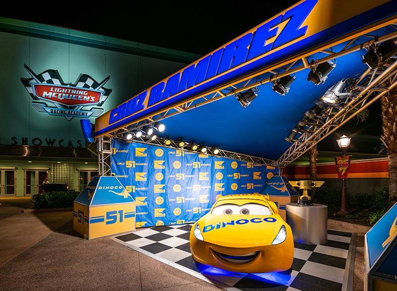 Lightning Mcqueen S Racing Academy Photos Review Disney Tourist Blog