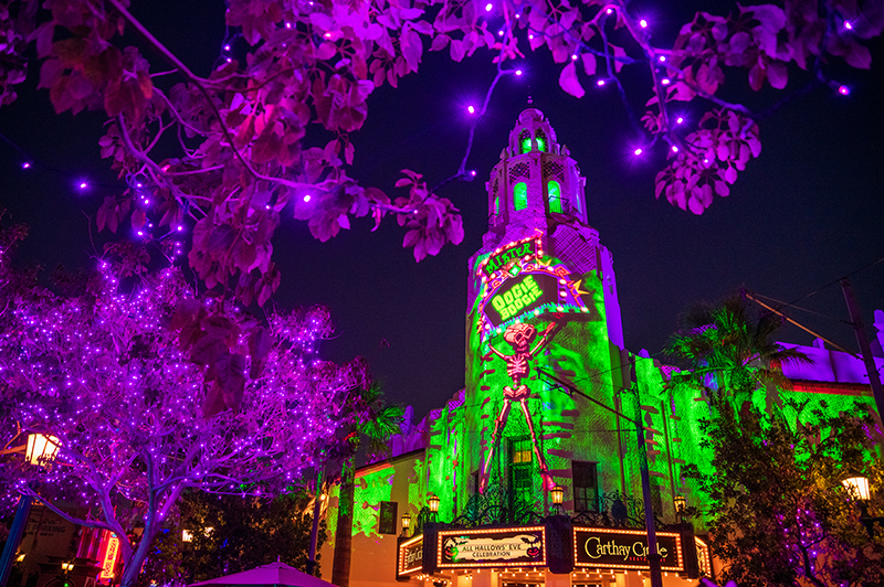 For 2021 When Will Disneyland Change From Halloween To Christmas 2021 Oogie Boogie Bash Halloween Party Info Disney Tourist Blog