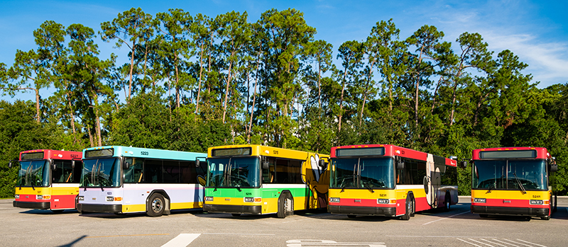 New Character Buses At Disney World Wait Times Update Disney Tourist Blog