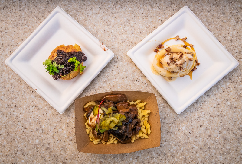 Cheese Studio Booth Menu & Review: 2019 Epcot Food & Wine