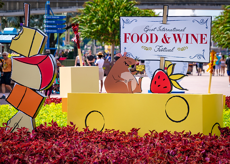 First Impressions & Review: 2019 Epcot Food & Wine Festival