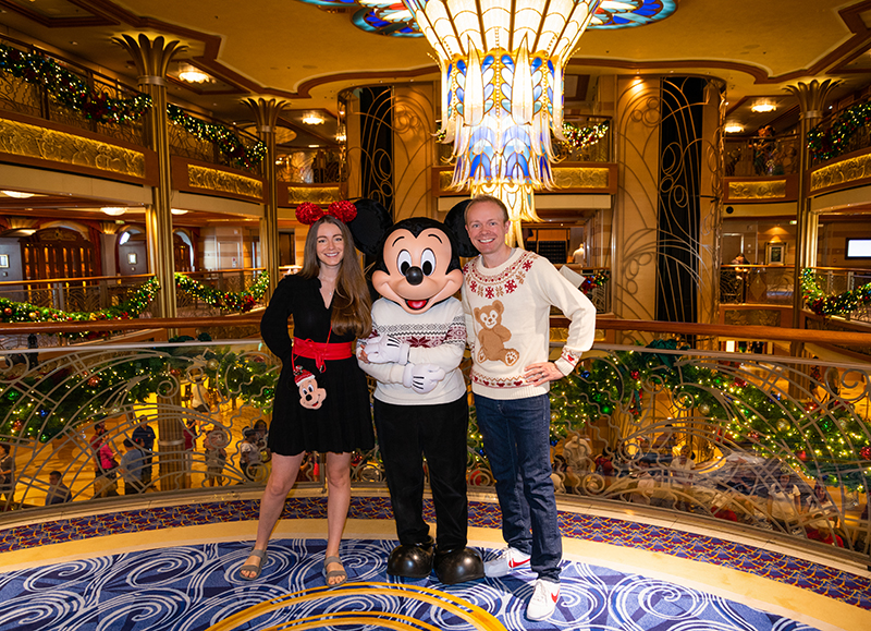 Very Merrytime Christmas Cruise Info Review Disney