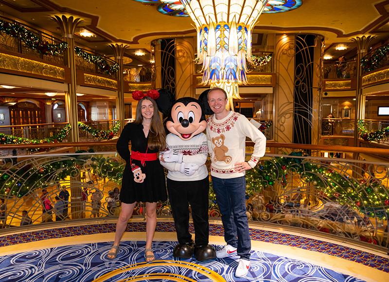 Very Merrytime Christmas Cruise Info Review Disney Tourist Blog