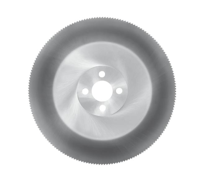 Discos LFH de Defo para cortes de tubos gruesos en Disomaq